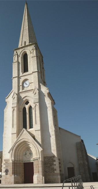 Eglise Notre Dame du Bon Port Bourgneuf