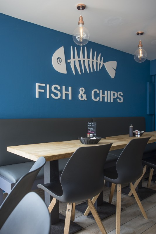 Poissons, burgerr, fish and chips, port pornic,