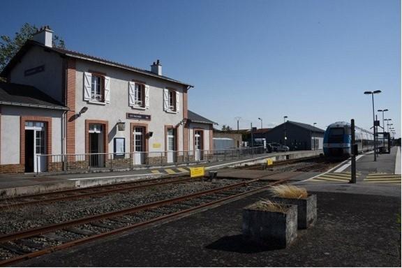 Gare de Sainte Pazanne
