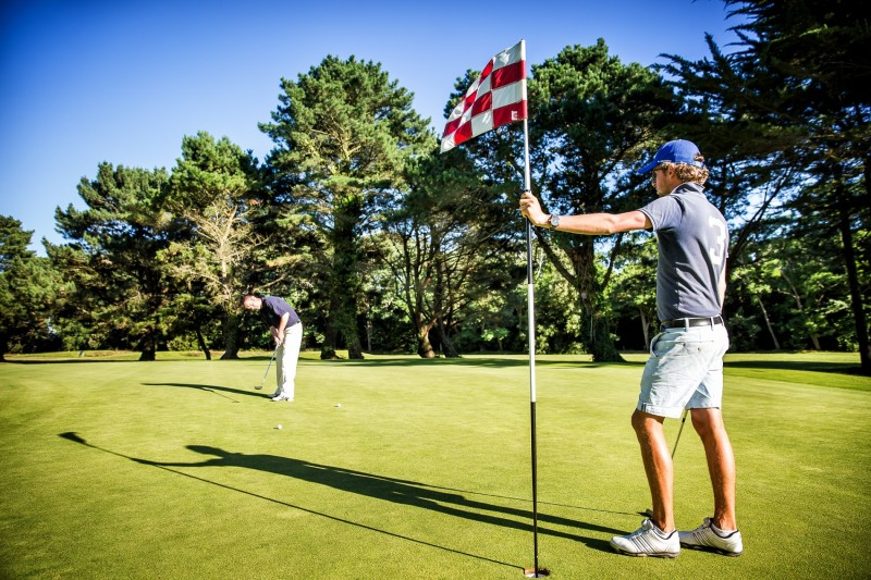 pornic golf 18 trous sport loisir green-fees pass formule golf