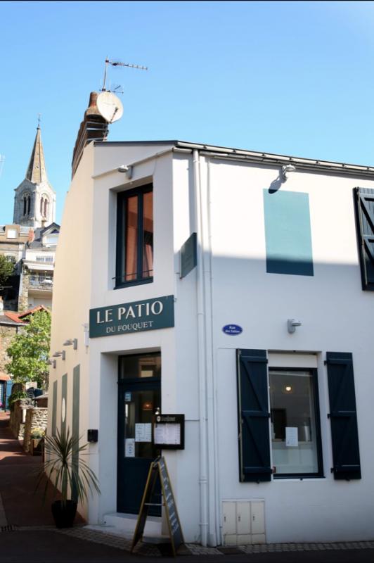 Le Patio du Fouquet