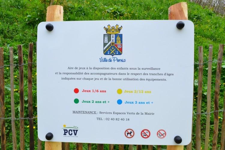 Jardin de Retz Aire de jeux pour les enfants
