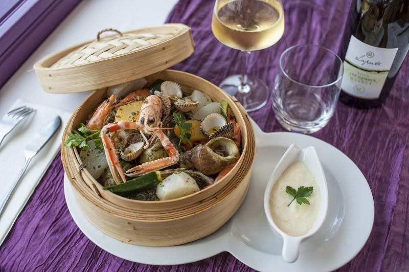 restaurant, le petit mousse, la plaine sur Mer