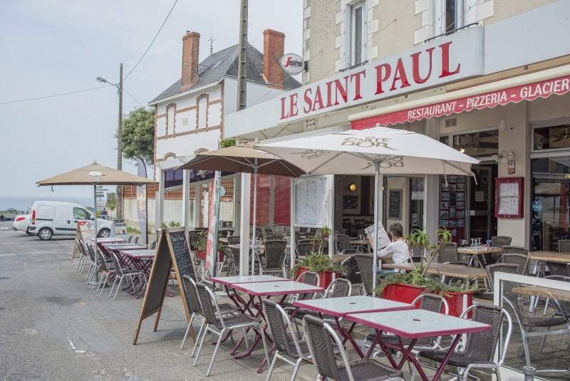 Restaurant Le Saint-Paul Préfailles, restaurant prefailles, restaurant traditionnel prefailles,