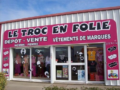LE TROC EN FOLIE PORNIC