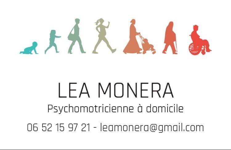 LEA MONERA Psychomotricienne à domicile