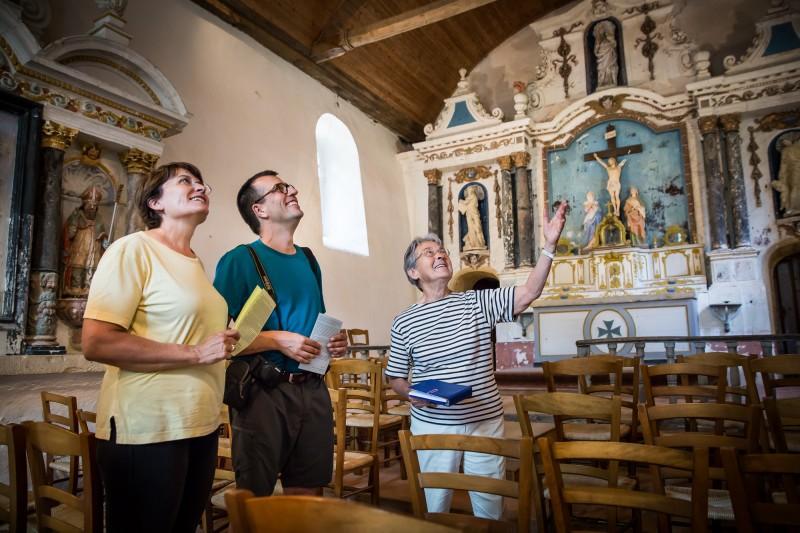 la chapelle de prigny, prigny, eglise st jean le baptiste, les moutiers en retz, moutiers