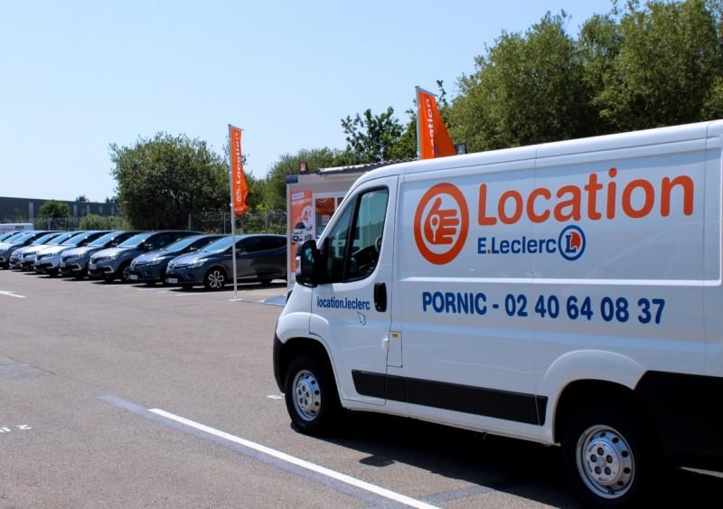 LOCATION VÉHICULES E.LECLERC  PORNIC