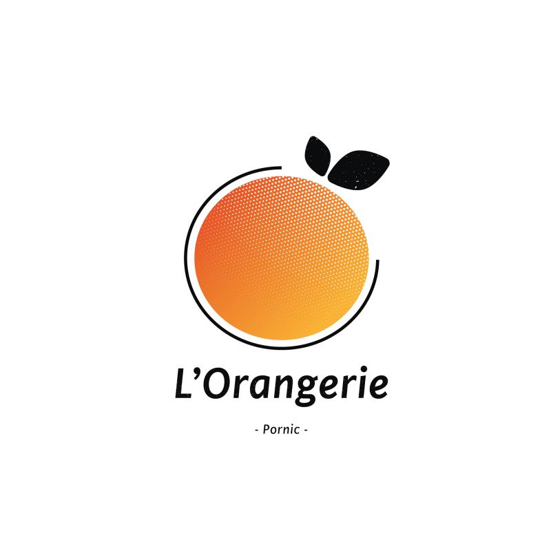 Logo restaurant l'Orangerie Pornic