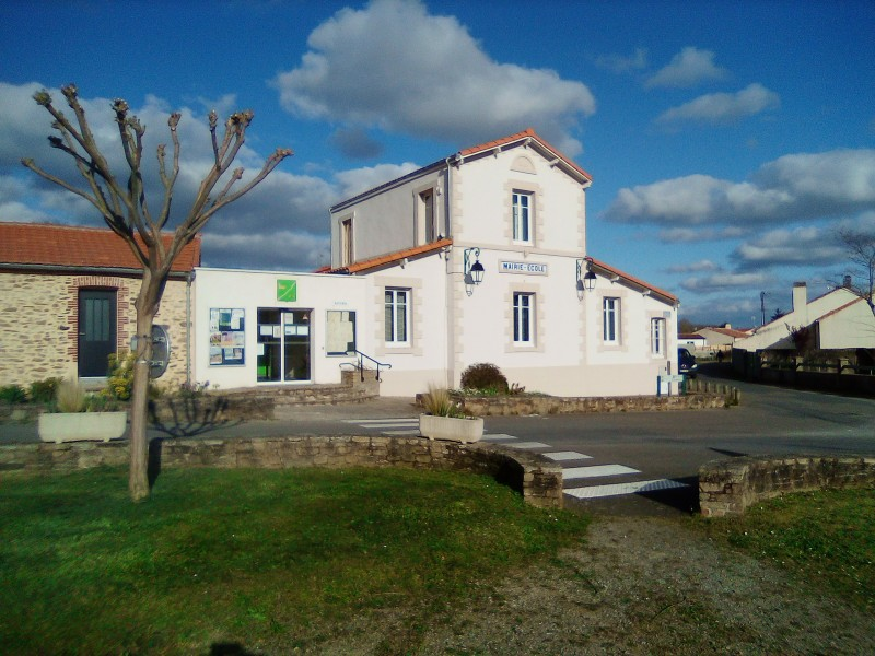 Mairie de Cheix en Retz
