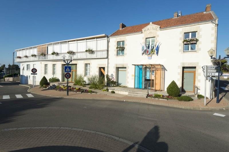 Mairie de La Plaine-sur-Mer