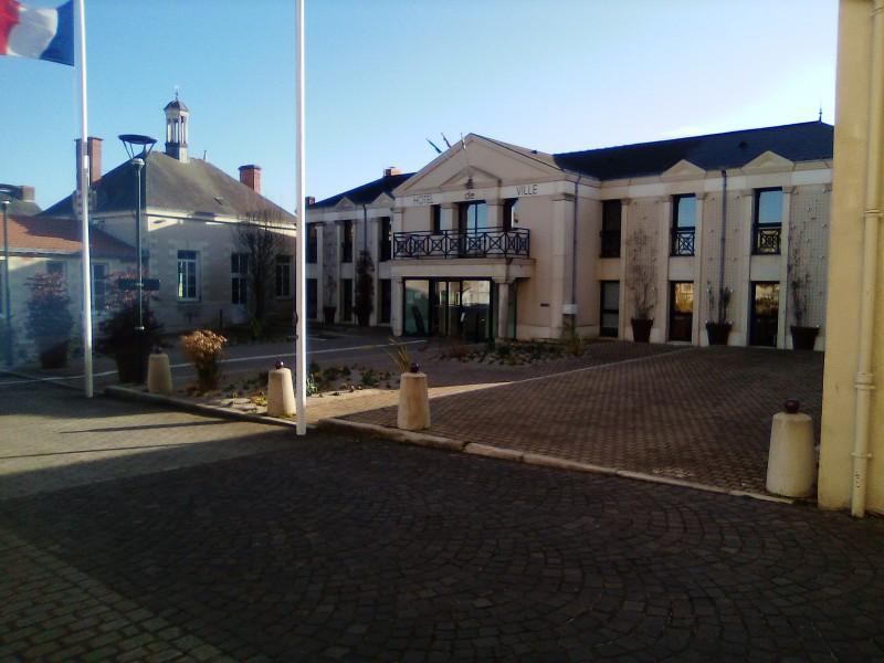 Mairie de Sainte Pazanne