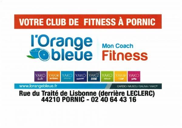 orange bleue pornic salle sport remise en forme