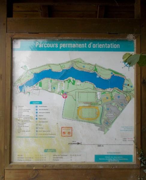 PARCOURS PERMANENT D'ORIENTATION PORNIC LUDIQUE VAL ST MARTIN