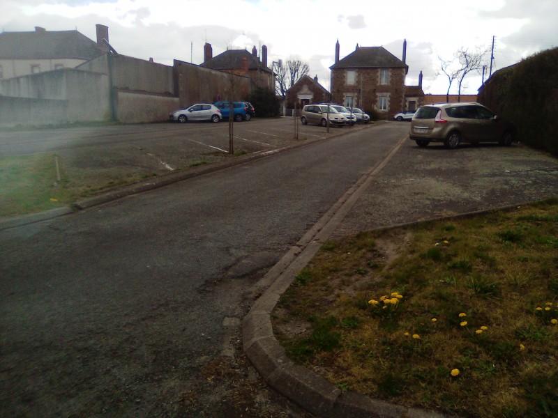 Parking de l'école