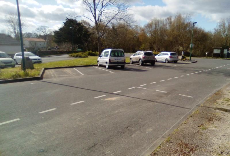 Parking de Messan