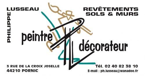 PHILIPPE LUSSEAU destination pornic peintre décorateur