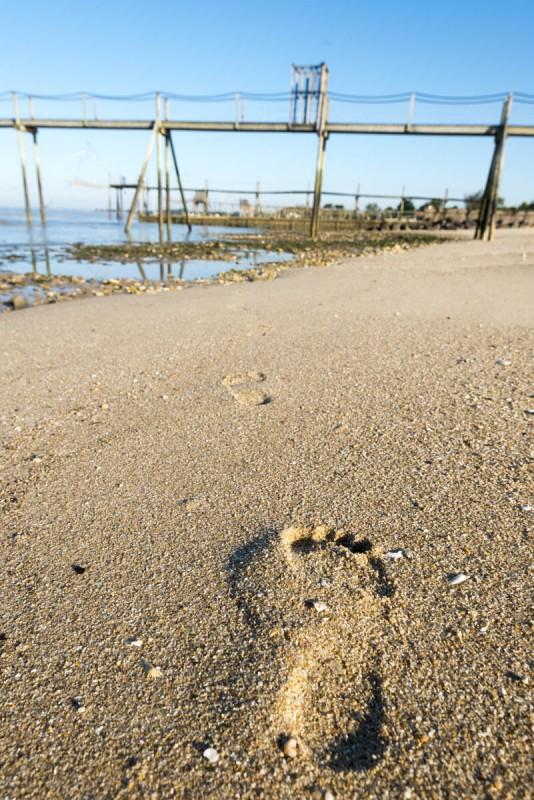 la plage de lyarne, plage les moutiers en retz, proche bourgneuf, proche bernerie, plage sauvage