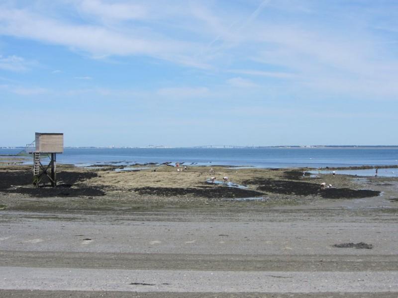 la plaine-sur-mer, la tara, point de vue, panorama, table d'orientation, cadran solaire, vue
