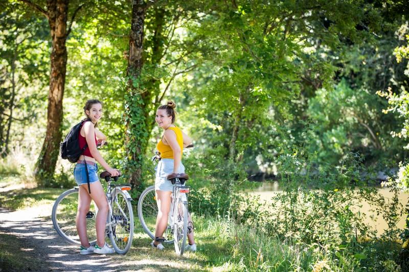 Le Canal de Haute Perche à vélo