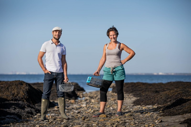 ECHOS NATURE, terre nature, guide faune flore pêche à pied algues