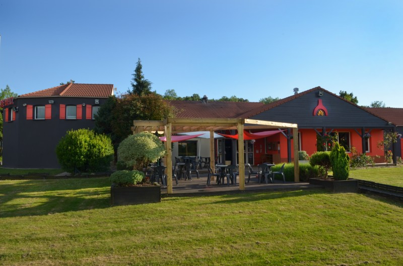 restaurant auberge du pays de retz, port saint père, auberge, hotel-restaurant, restaurant traditionnel port saint père, extérieur