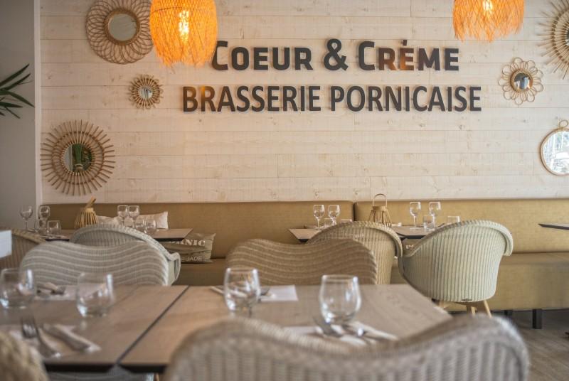 Restaurant Coeur et Crème Pornic