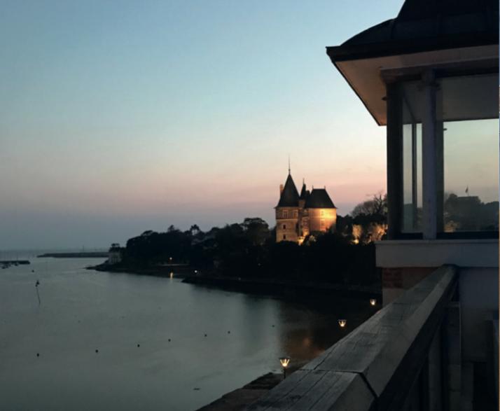 Terrasse panoramique Marius Porn ic