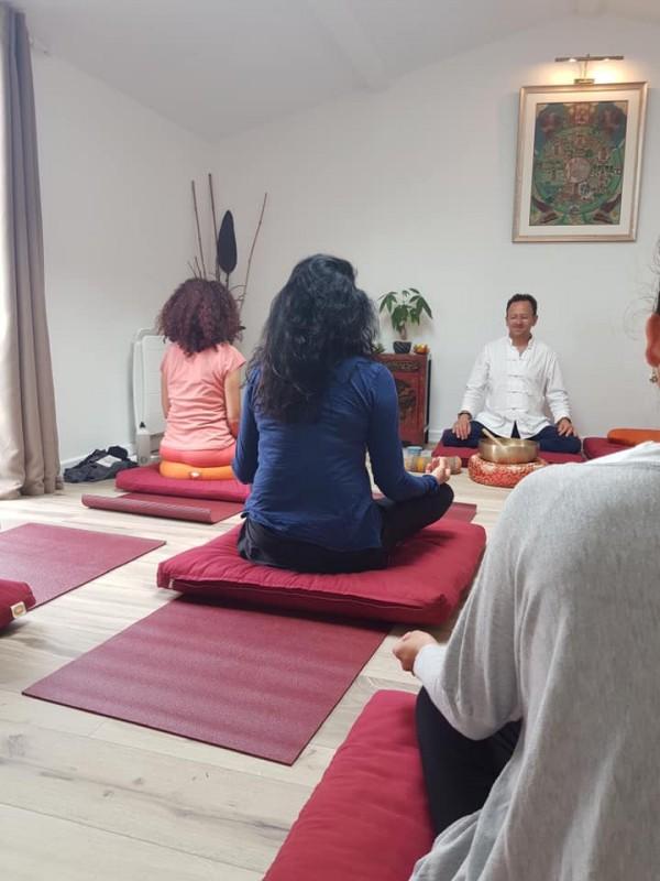 Retraites méditatives