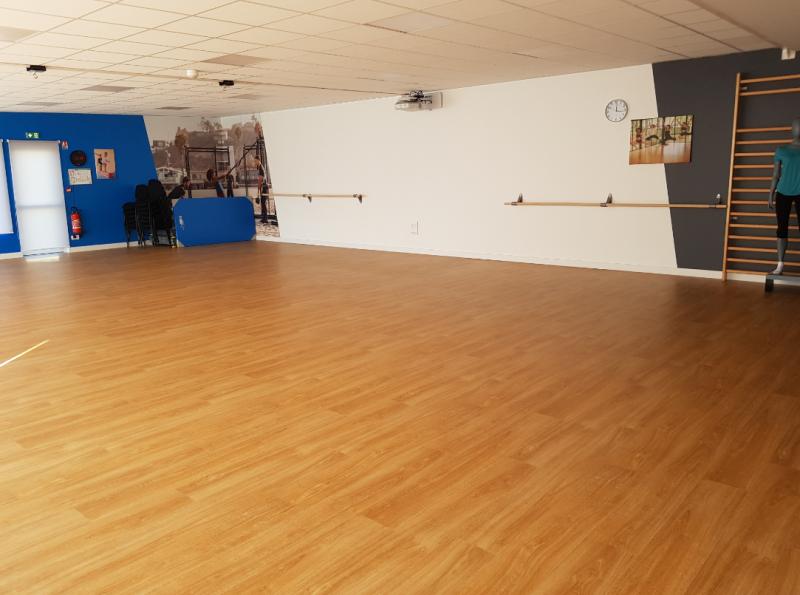 Salle de sport décathlon