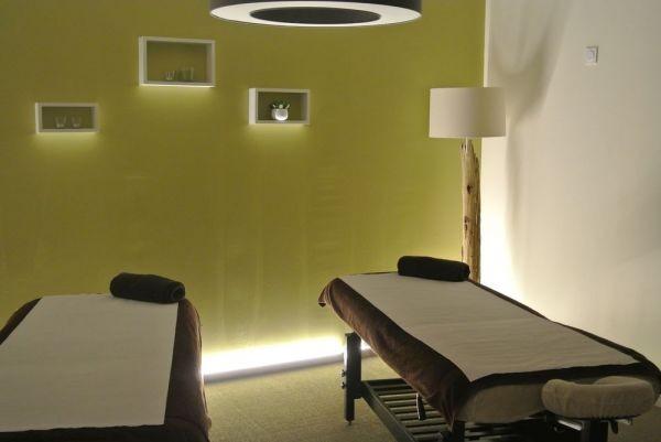 cabine de massage, soin esthétique