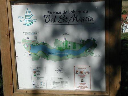 Etang du Val St Martin