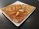 Crêpe Pommes Caramel - Crêperie de la Fraiseraie
