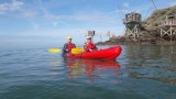 A la découverte de la côte de Pornic, avec Kayak Nomade