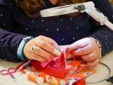 Atelier Origami La Tête en soie