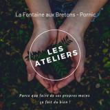 Ateliers La Fontaine aux Bretons pornic plage mer