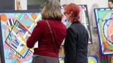 expostion d'artiste, sculpture, peinture