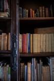 Bibliothèque château de Pornic