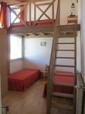 Chambre avec mezzanine mansardée - MARC25