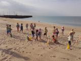 Club Mickey de la Noé plage natation