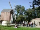 La Petite Maison dans la Prairie et son moulin