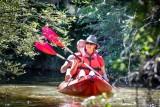 En Kayak, au fil de l'eau