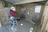 Intérieur de la Pêcherie de la Govogne à La Plaine sur Mer