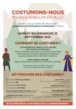 JOURNEES DU PATRIMOINE: COSTUMEZ-VOUS POUR VISITER LE CHATEAU DE PORNIC !