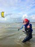 Kitesurf 14 ans jeune ado