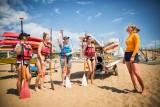 vogue et vague, activités nautiques, sports nautiques, famille,activité famille, surf,paddle,location,kayak,kayak de mer,char à voile, tharon, tharon plage, la cormorane,centre nautique, st michel chef chef, mer, océan,plage