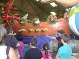 Visite du Hangar des Carnavaliers