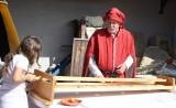 Les jeux en bois au Moyen Age