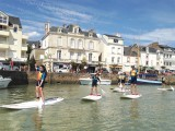 stand-up paddle, location paddle