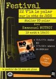 FESTIVAL 22 V'LA LE POLAR SUR LA COTE DE JADE - ATELIER BD